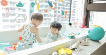 【讓孩子的創意與快樂1+1>2|比利時Quut洗澡戲水玩沙玩具】
