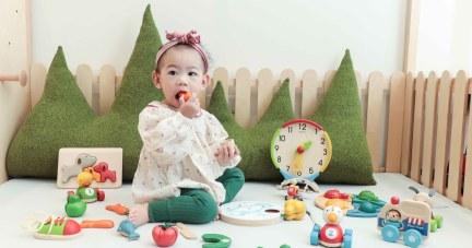 【愛孩子也愛地球|泰國PlanToys橡木環保無毒玩具】