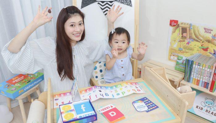 【KidsRead點讀筆x茜茜|0歲開始~自然學雙語|幼兒英文篇。自然發音適齡建議】