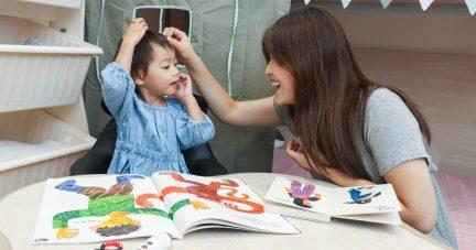 【KidsRead點讀筆x茜茜|英文繪本推薦書單|幼兒英文篇。名家繪本系列