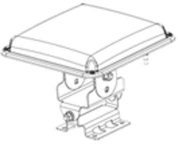 Scanbar Wasp WPS150 Omni-Directional Laser Barcode Scanner