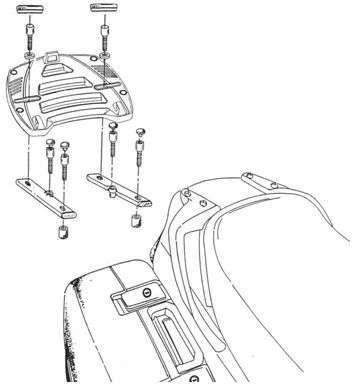 Catgorie Portebagage de moto du guide et comparateur d'achat