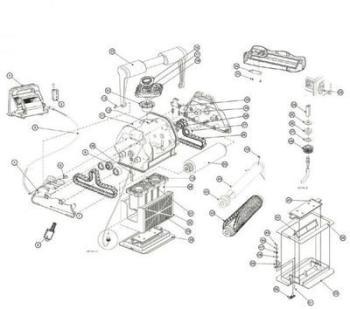 Catégorie Robot et balai de piscine page 7 du guide et