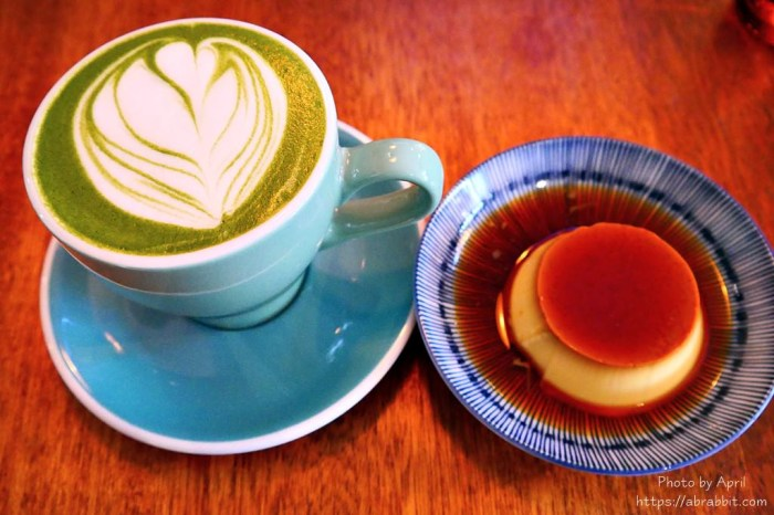 黎明新村美食|Fooki Coffee Roasters-下午茶來杯咖啡和手工布丁吧!