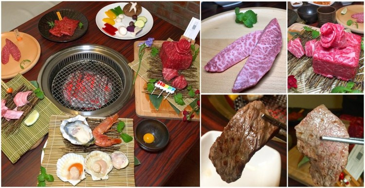 [台南美食] 健康燒肉屋貴一郎 – 在台南就能享用最道地的和牛燒肉