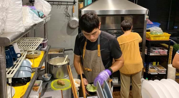 [台南美食] 米式幽默 – 帥氣的米腸歐巴從餐車變成店面了!