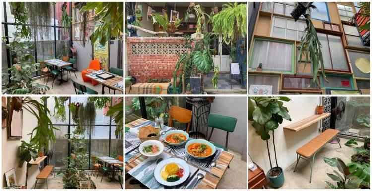 [台南美食] 植感大叔的日常 – 在滿滿植物的超美餐廳吃大叔的私家料理