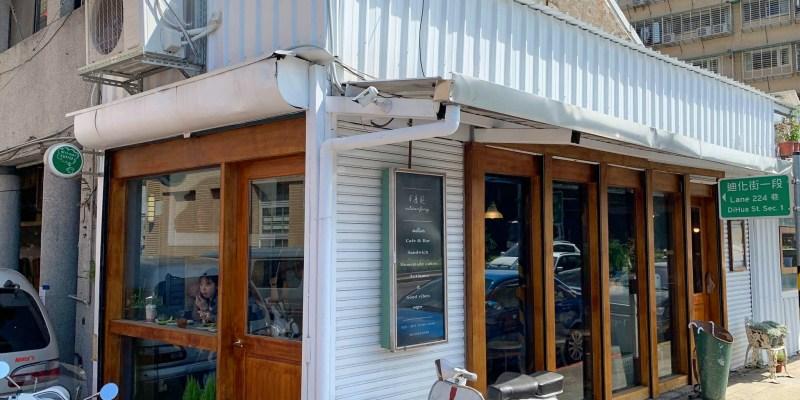 [台北美食] 耳邊風erbianfeng - 利用老門板建造而成的獨特咖啡廳