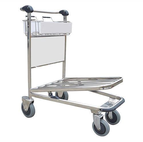 機場航站樓行李車 - HI-GJI-300 - Handle-iT Ltd - 乘客 / 開放式 / 4輪