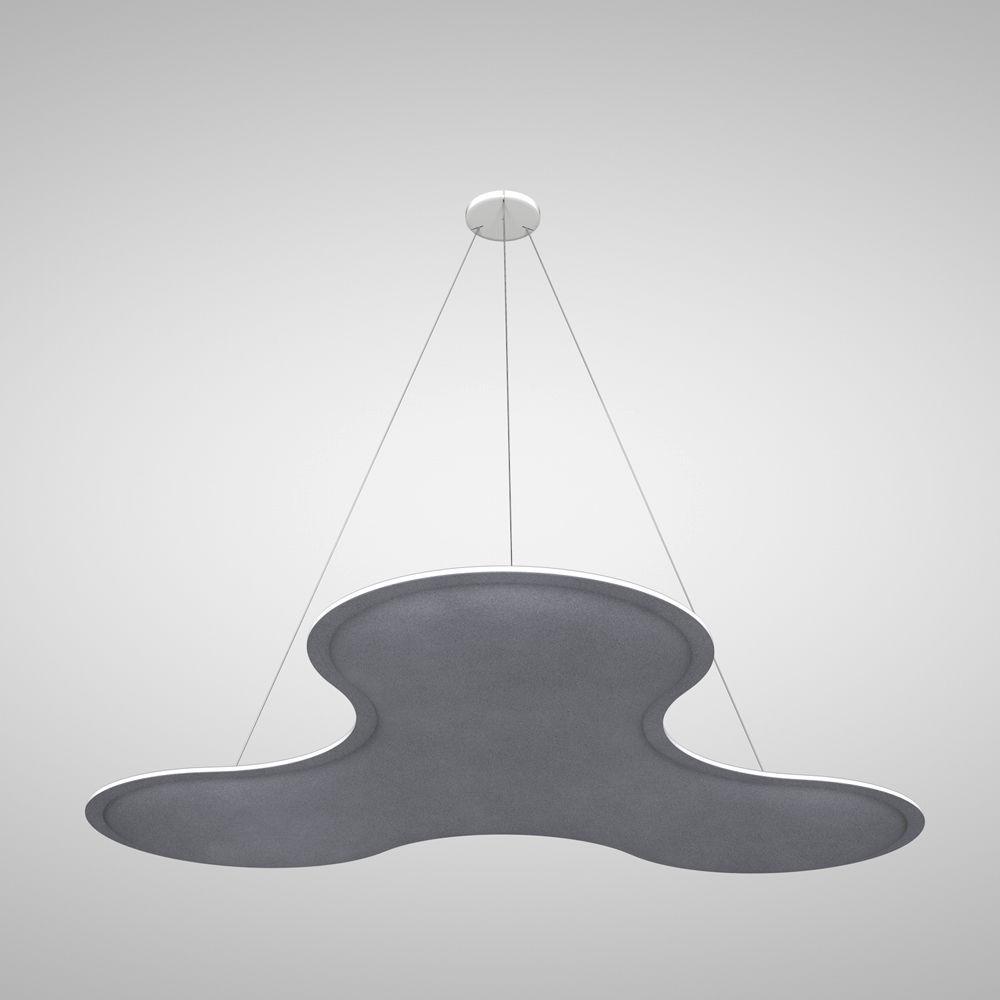 機場隔熱板 - ViCloud Petal - Vicoustic - 聲學 / 防火 / 布料