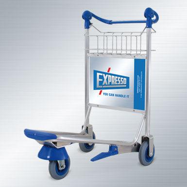 機場航站樓行李車 - BASIC - Expresso Aero - 乘客 / 3輪