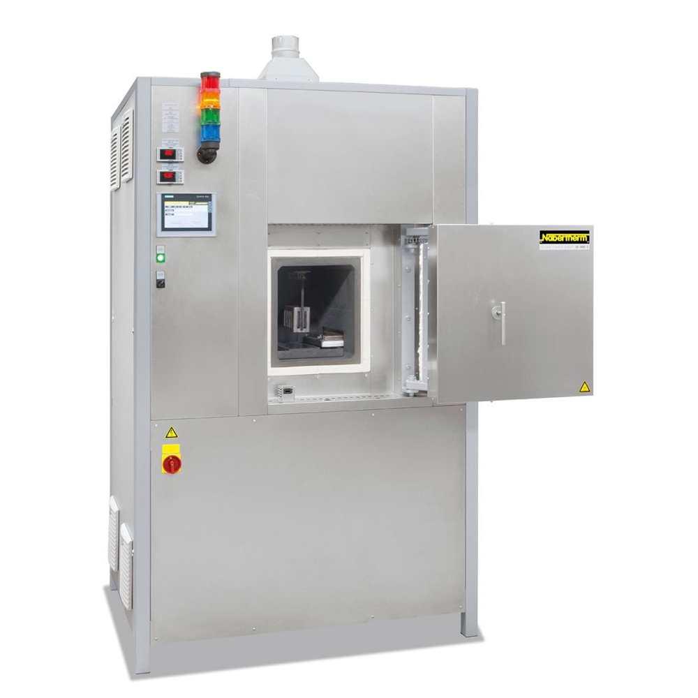 medium resolution of electric furnace for aeronautics ts series