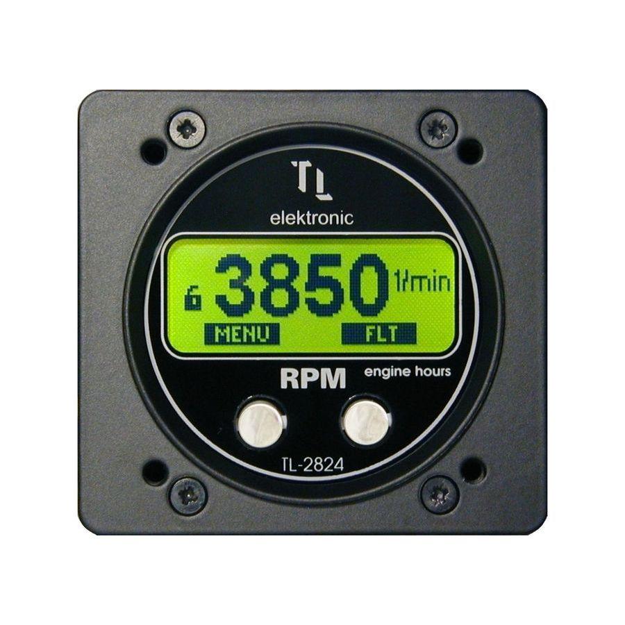 hight resolution of digital ems for light aircraft tl 2824