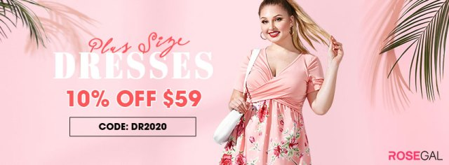 Spring Dresses promotion