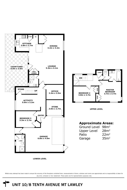 medium resolution of 10 8 tenth avenue maylands 6051