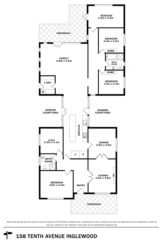 medium resolution of 158 tenth avenue inglewood 6052