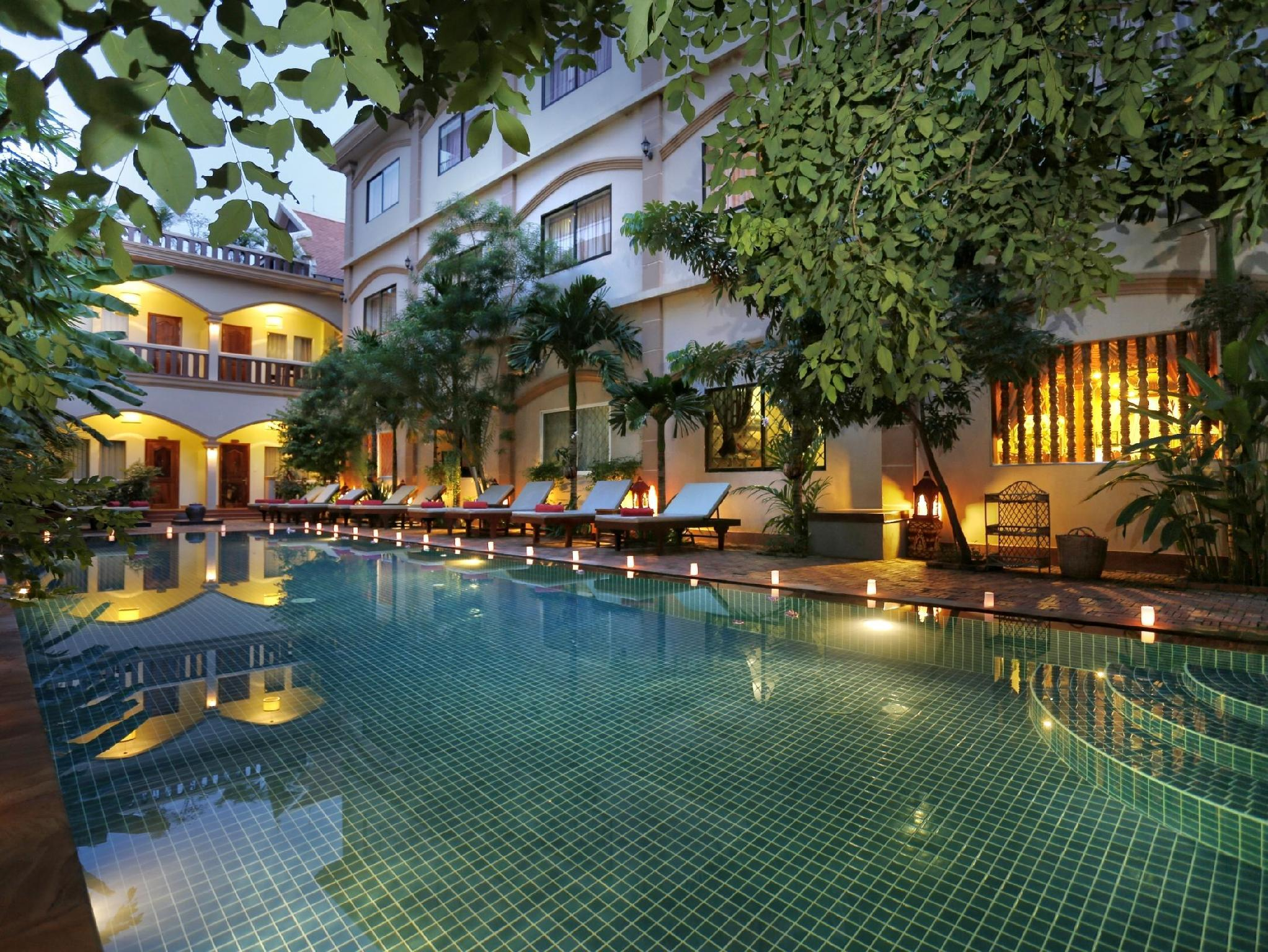 Hotels In Siem Reap Cambodia Book Hotels And Cheap