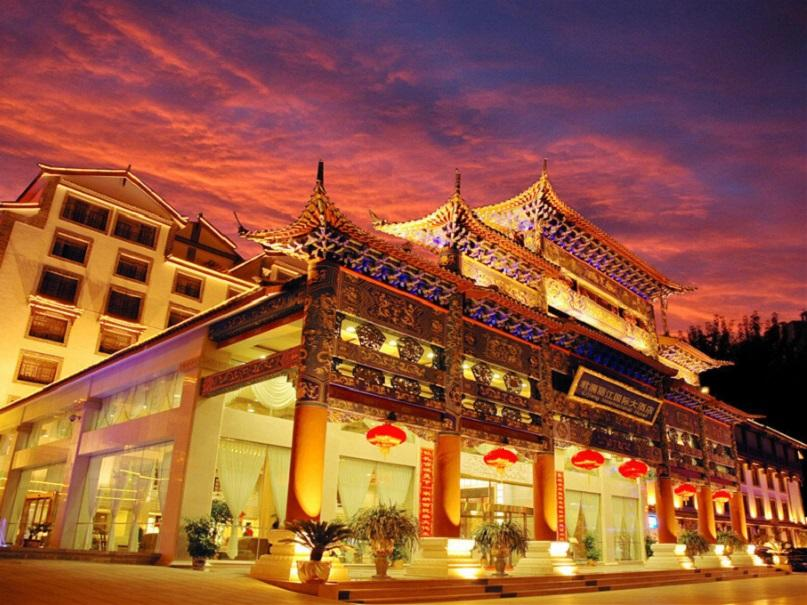 Hotels In Lijiang China Book Hotels And Cheap