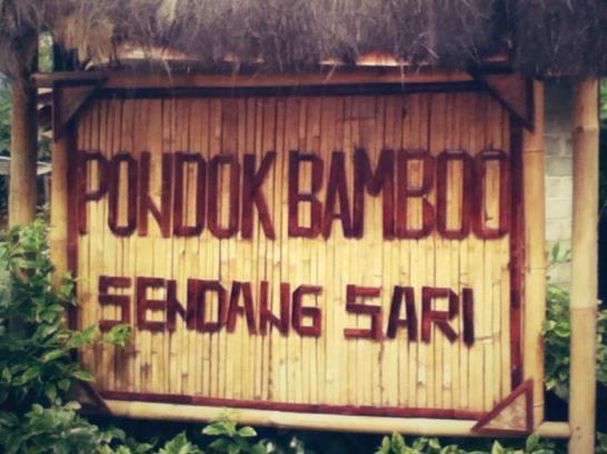 Sendangsari Bamboo Homestay4