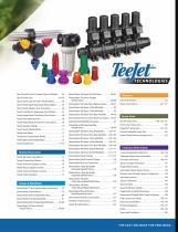 Teejet Catalog : teejet, catalog, Catalog, TeeJet, Technologies, Catalogs, Technical, Documentation, Brochure