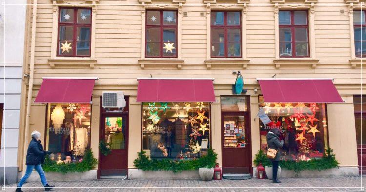 [瑞典聖誕節] 2018哥德堡HAGA聖誕市集