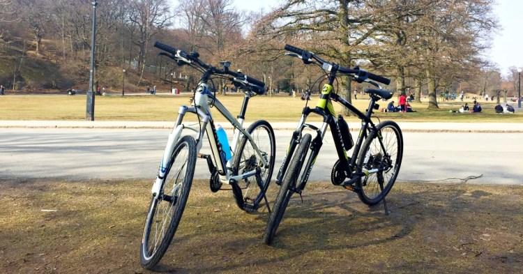 [瑞典哥德堡] 捷安特單車失竊記