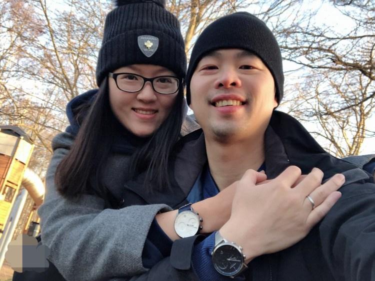 2019年末,由丹麥設計腕錶Nordgreen找回屬於兩個人的儀式感