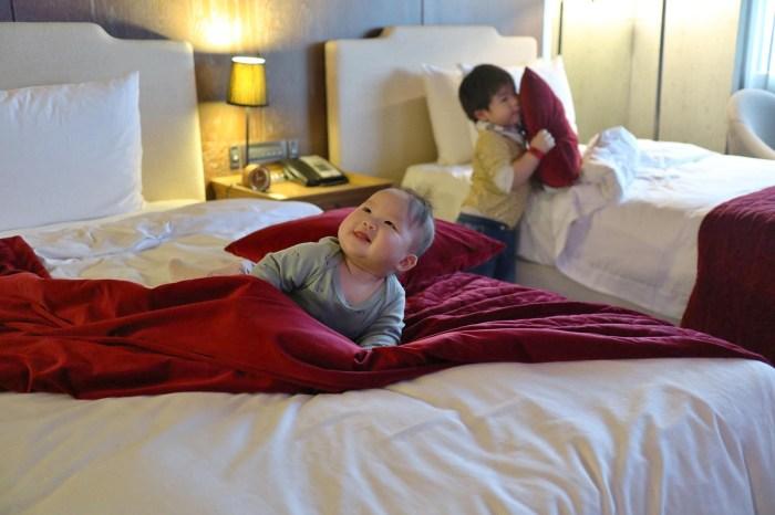 【台北信義】君品酒店~曾經的兩人世界到再訪已四人…