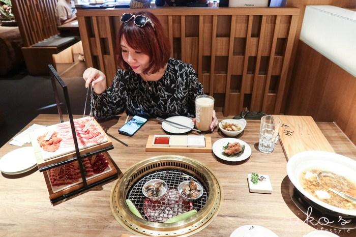 【台中西區】茶六燒肉~商業午餐只要$988,無敵超值。