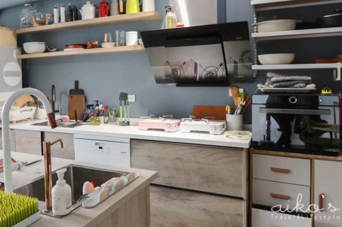 【老透天改造】我的廚房進行式~櫻花R7602近吸除油煙機開箱!