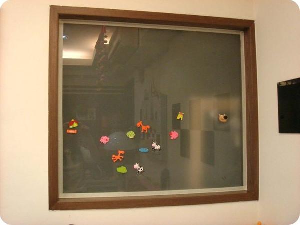 【手作DIY】俗氣木皮窗框雪白變身 - aiko。手感溫度.愛生活