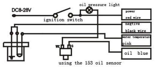 Jt5dt-1water metro de la temperatura de pieza de la