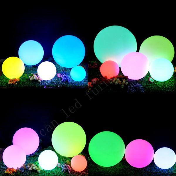 ୧ʕ ʔ୨Водонепроницаемый светящийся плавающий шар для ...
