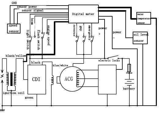 Roketa 250cc Atv Parts Diagram, Roketa, Free Engine Image