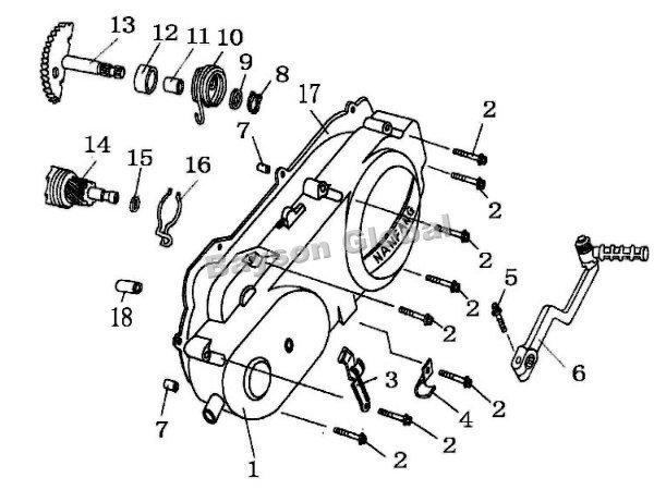 2000 honda xr650r wiring diagram diy diagrams for light switches 100cc atv loncin cc tao taotao images chinese baja 150