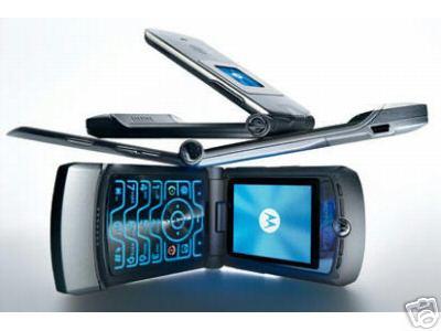 Motorola RAZR V3 T-Mobile Cingular AT&T Videp GSM Phone (Romania)