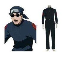 Anime Naruto Cosplay Individual Naruto Ebisu Men s Cosplay Costume Freeshipping