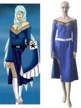 Anime Naruto Cosplay Individual Naruto cosplay Godaime Mizukage Women s Cosplay Costume Freeshipping