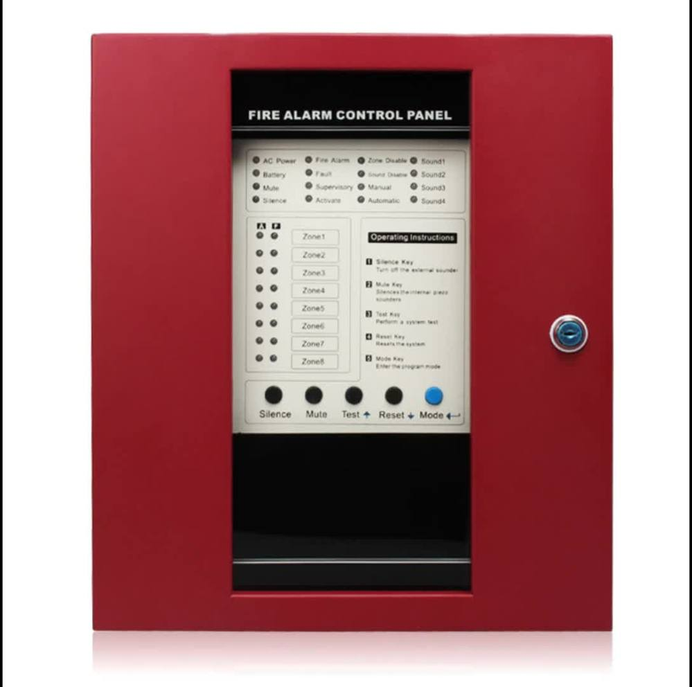 medium resolution of fire alarm system 4 zone 2 wired conventional fire alarm control panel