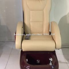 Cheap Pedicure Chairs Bed Pillow Chair Pipeless Jet For Rimming Leather
