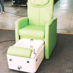 Massage Pedicure Chair Chairs And Tables Space Saving Nail Salon Furniture Equipment Of Resin Bowl