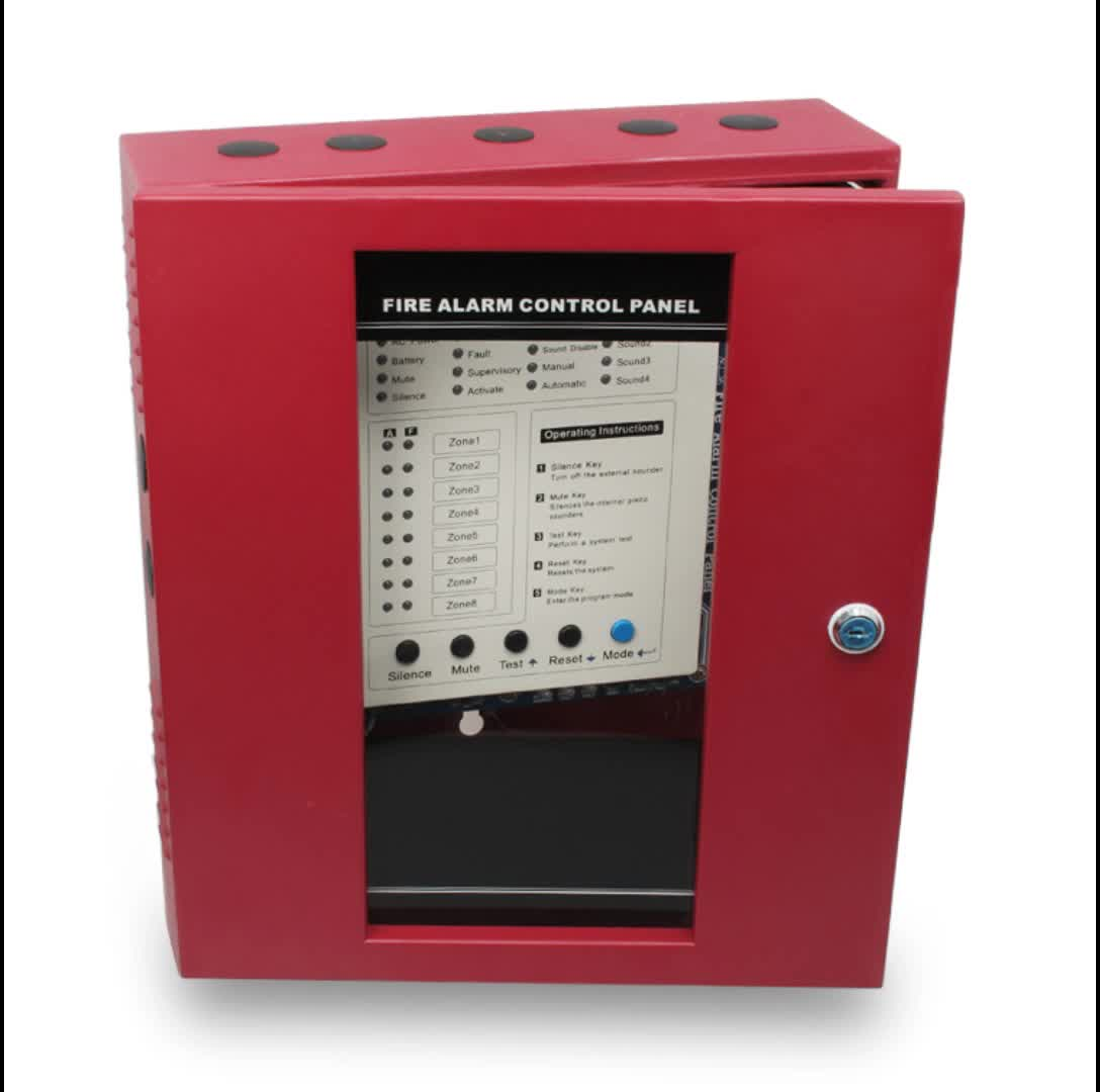 hight resolution of fire alarm system 4 zone 2 wired conventional fire alarm control panel