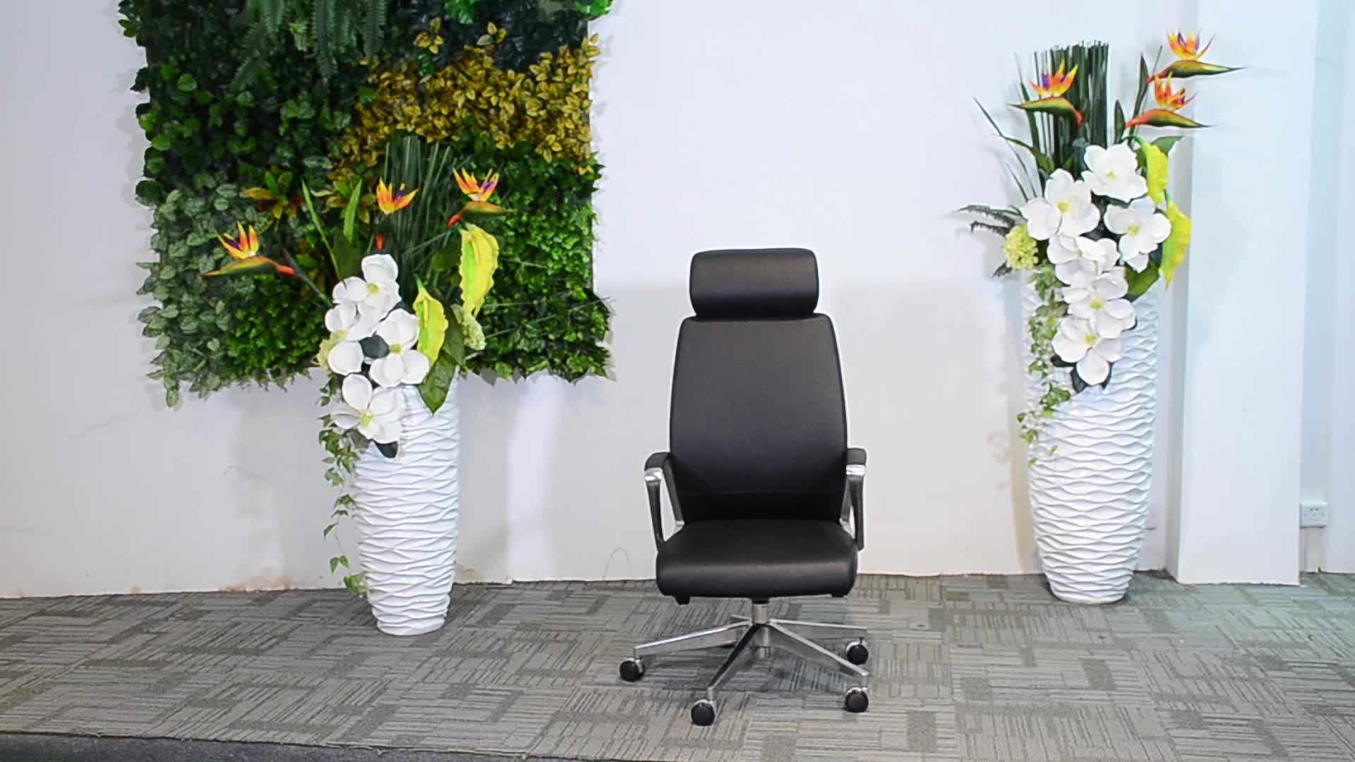 executive revolving chair specifications reserved signs for chairs template 2018 latest design grey real leather