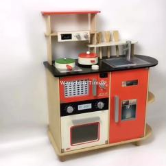 Wooden Play Kitchen Sets Cabinets Fort Myers New Design Children Toy Set Best