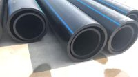 High Density Polyethylene Pipe Hdpe Pipe - Buy Pe100 Hdpe ...