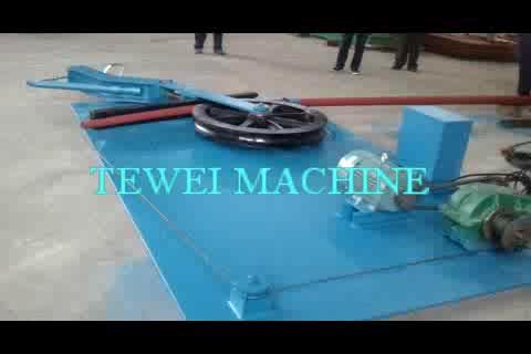 Manual Steel Pipe Bender