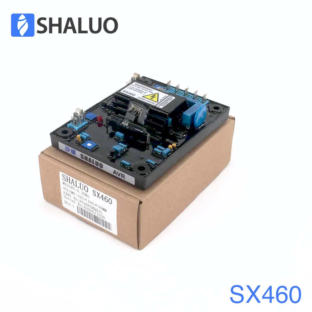 Generator Parts Avr Sx460 Avr Circuit Generator Buy Voltage