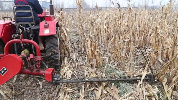 Garden Tractor Sickle Bar Mower - Year of Clean Water