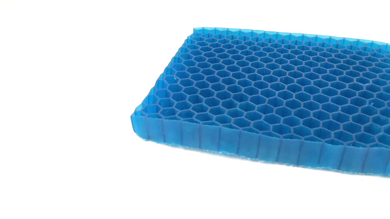 gel cushion for chair safety in design nsw 3d mesh honeycomb cooling seat - buy cushion,gel ...