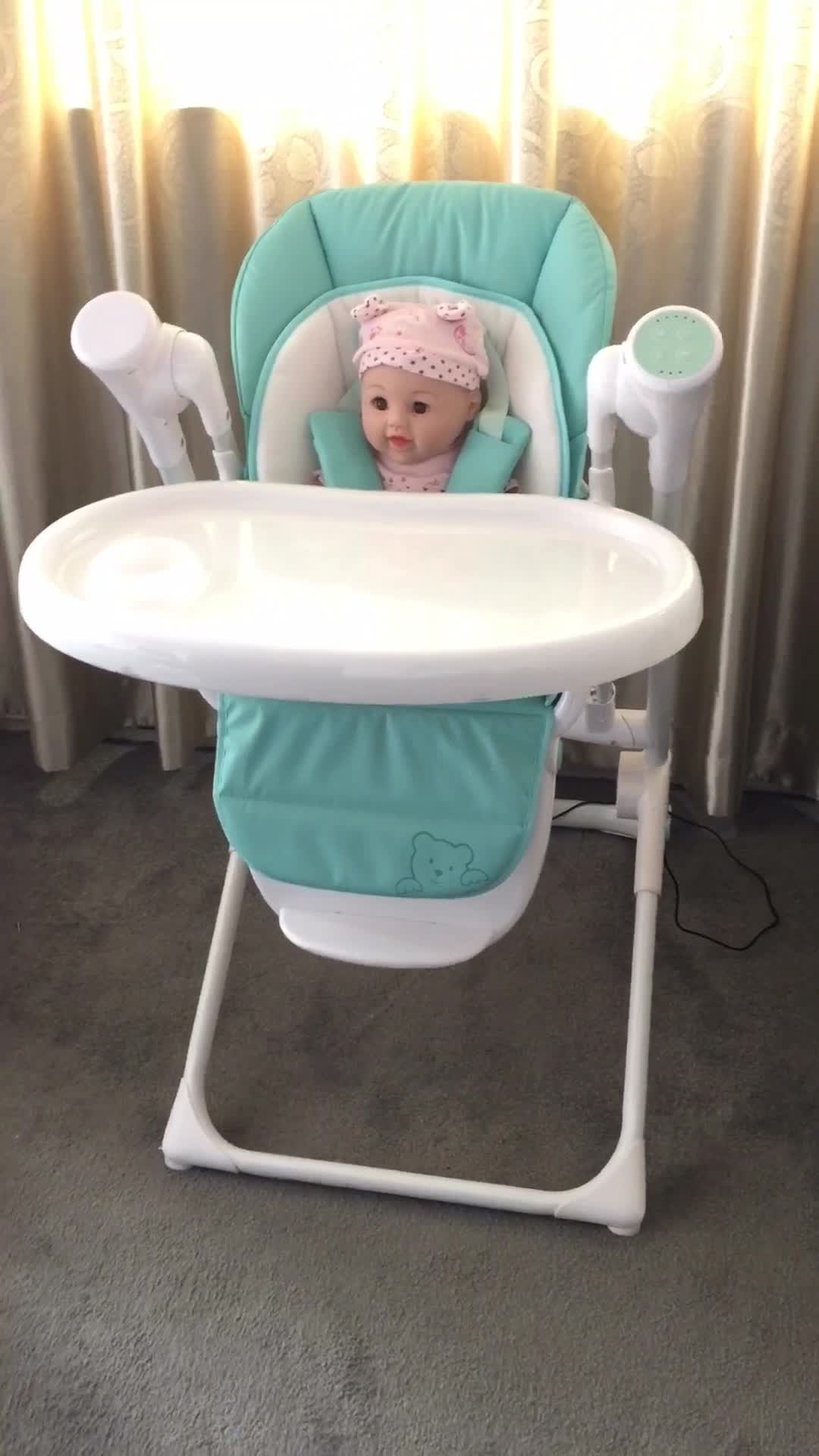 high chair buy baby office chairs with lumbar support portable reclining swing seat height